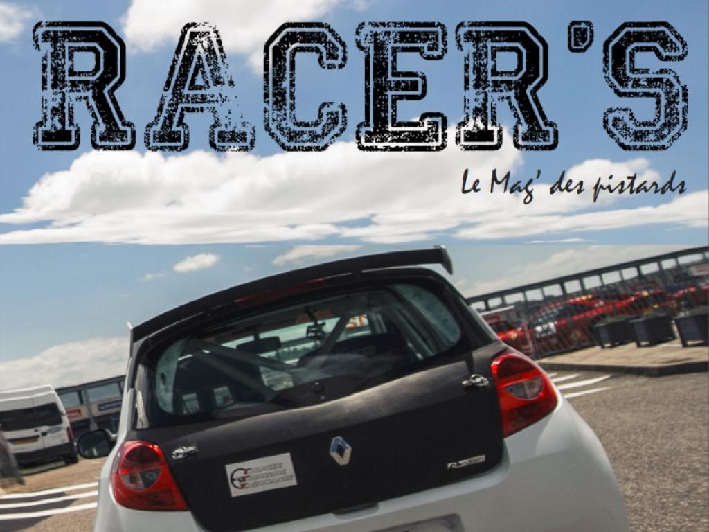 Racer's magazine 8