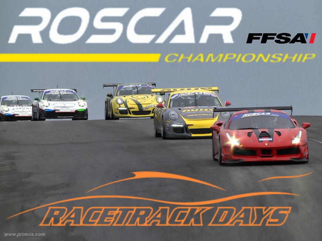Reconciliation of Club 911 IDF, the ROSCAR championship and Racetrack Days !!!